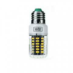 RANPO 7W E27 58 LEDs Anti-Strobe Design LED Corn Bulb lamp AC 110V 220V 5736 SMD Indoor Light