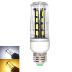 RANPO 15W E27 LED Corn Bulb Light Lamp 7030 SMD 110v/220v  Cool Warm White