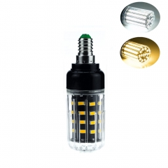 RANPO 5W E14 SMD 5736 Bombillas LED Bulb Lamparas LED Light 38LEDs Cool Warm White AC 85-265V