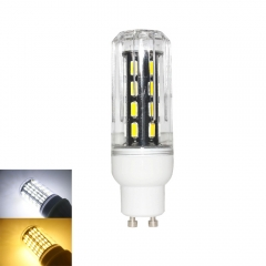 RANPO 15W GU10 LED Corn Bulb Light Lamp 7030 SMD 110v/220v  Cool Warm White