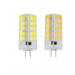RANPO GY6.3 10W Dimmable LED Corn Bulb Silicone Crystal Light Lamp Cool Warm White 110V 220V