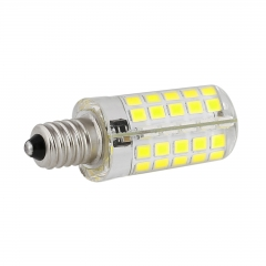 RANPO E12 10W Dimmable LED Corn Bulb Silicone Crystal Light Lamp Cool Warm White 110V 220V