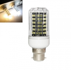 RANPO 30W B22 138leds LED Corn Bulb 4014 SMD Light Cool Warm White Lamp 110V 220V