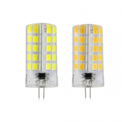 RANPO G4 10W Dimmable LED Corn Bulb Silicone Crystal Light Lamp Cool Warm White 110V 220V