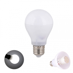 RANPO 12W E27 360 Degree LED Light Bulb Cool White 6000K SMD Corn Lights Lamp