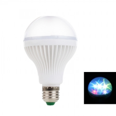 RANPO Changeable E27 LED Bulb Light 1.5W 110V 220V Bombillas LED Lamp Bright Colorful