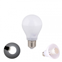 RANPO 7W E27 360 Degree LED Light Bulb Cool White 6000K SMD Corn Lights Lamp