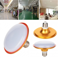 Ranpo 4x E27 Rainproof LED UFO Bulbs Spot Lights Cool White 220V Lamp 10W 12W 15W 18W 20W 30W 40W