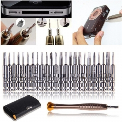 Ranpo 3Pcs 25 in 1 Mini Precision Screwdriver Set Repair Tools For iPhone Watch PC Tablet