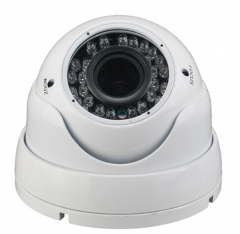 Mini white HD 960P Vandalproof Metal dome POE IP camera  1.3 MP vedio Monitor Surveillance Cam ip motion detect IPC