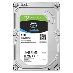 Seagate  1TB Surveillance Hard Disk Drive Intellipower SATA 6 Gb/s 64MB Cache 3.5 Inch  SkyHawk 1TB Surveillance Hard Drive  SATA 6Gb