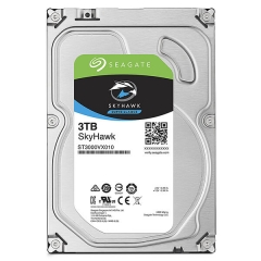 "Seagate Surveillance 3TB 64MB Cache SATA 6.0Gb/s 3.5"" Internal Hard Drive Model ST3000VX006"