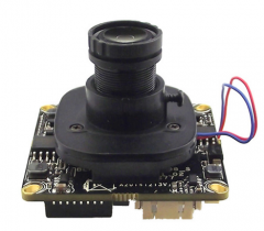 IP Camera Module Enster with 3.0 MP H.265 Embedded RTOS DWDR WEB Remote