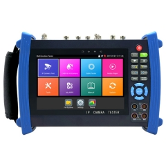 1920*1080p Full Function 7 inch LCD Ip Camera Tester