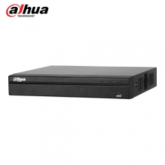 Dahua 8 Channel Compact 1U 8PoE Lite 4K H.265 Network Video Recorder