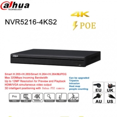 Dahua 16 Channel 1U 4K&H.265 CCTV Security Pro Network Video Recorder