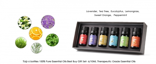 Laven 10ml Essential Oils 100% Pure