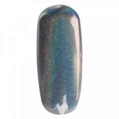 Makartt 1g Microns Chrome Mirror Nail Glitter Laser Color Holographic Reflective Nail Pigment Holo Effect Mirror Glitter