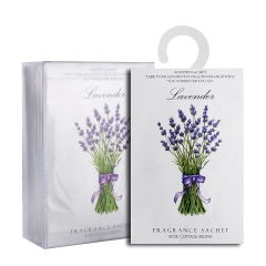 MYARO 8 Packs Large Lavender Scented Sachets for Drawer and Closet Best Gift
