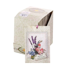MYARO 12 Packs Lavender Scented Sachets for Drawer and Closet Best Gift