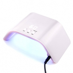 Makartt 24W LED UV Nail Dryer Curing Lamp USB for Fingernail Toenail Gels Based Polishes