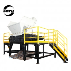 Two shaft shredder (SYU41 Series}