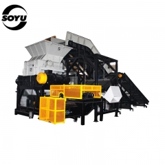 Two shaft shredder (SYU50 Series}