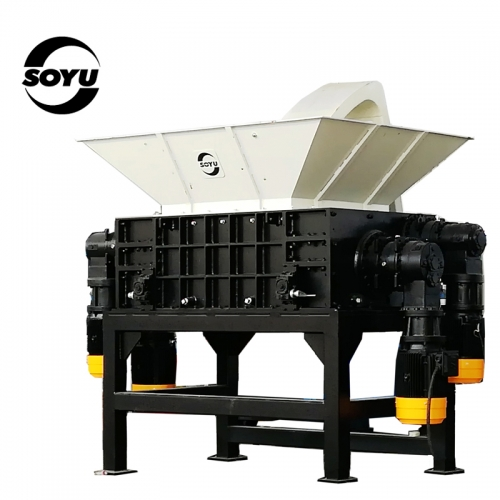 Bulky Waste shredder
