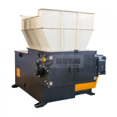 Single shaft shredder SR1400 in Spain