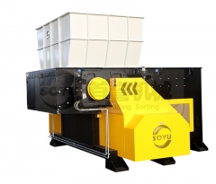 Single Shaft Shredder SR1400Series