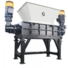 Two shaft shredder (SYU33 Series}