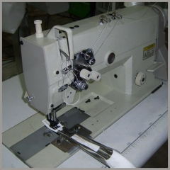 filter bag snap band sewing machine
