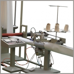 automatic filter cloth sewing machine
