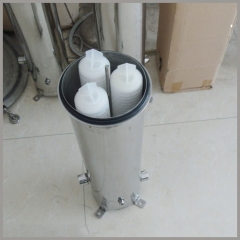 Light Cartridge Filter Housings
