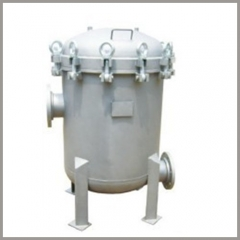 High Flow Rotary Multi-bag Filter Housings