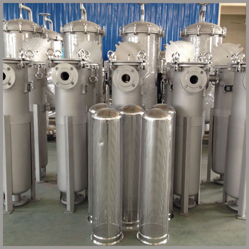 SIIC stainless steel bag filter