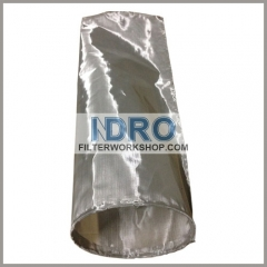 SS304 wire mesh filter bags