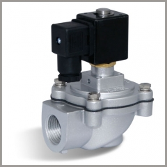 "G3/4"" Right Angle Pulse Valve- SOLENOID Valve"
