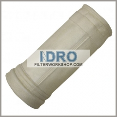 water and oil repellent PPS dust collector filter bags
