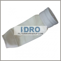 water and oil repellent acrylic dust collector filter bags
