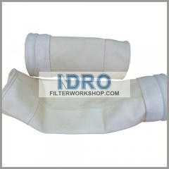 normal acrylic dust collector filter bags