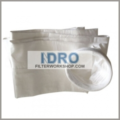 700g PTFE felt dust collector filter bags