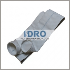 wire line anti static polypropylene dust collector filter bags