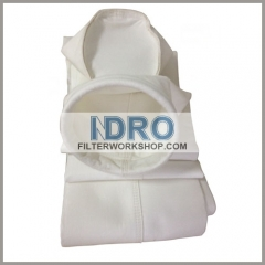 normal polypropylene dust collector filter bags