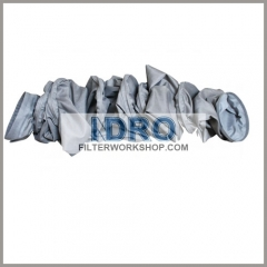 300mm big woven glass filter bag