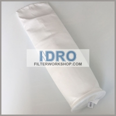 Edible oil filter bags