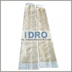 3-Compartment nomex filter Bags/aramid filter bags
