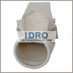 China nomex filter bag/aramid filter bag from direct manufacturer