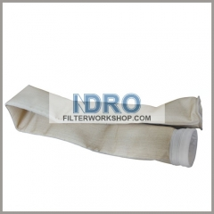 China nomex filter sleeves/aramid filter sleeves from direct manufacturer