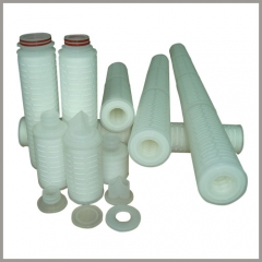 Liquid Filtration Pleated Filter Cartridge Machines/Production Line